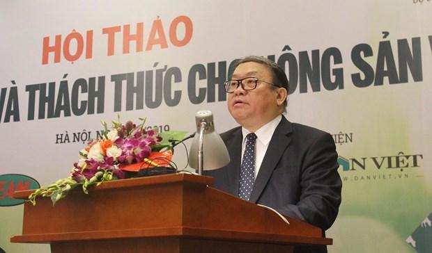 CPTPP: Oportunidades y desafios para productos agricolas de Vietnam hinh anh 1