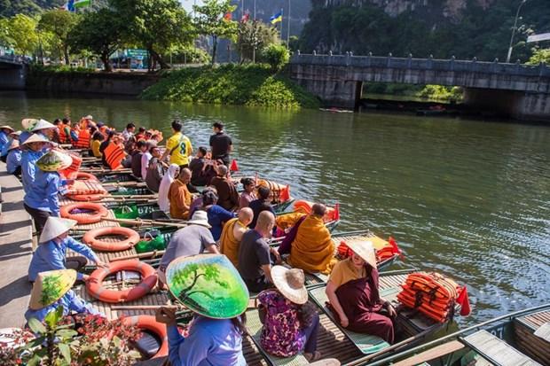 Elogian delegados internacionales al Dia de Vesak de la ONU las bellezas naturales de Vietnam hinh anh 2
