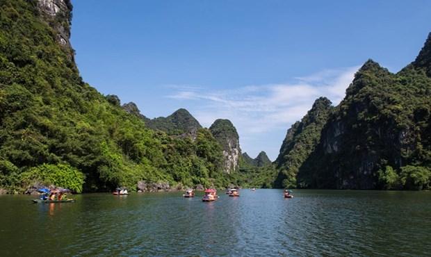Elogian delegados internacionales al Dia de Vesak de la ONU las bellezas naturales de Vietnam hinh anh 3