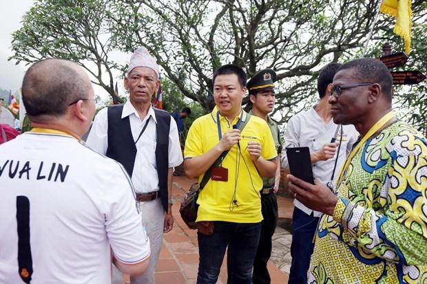Esbozan en Vietnam planes para promocion del turismo hinh anh 2