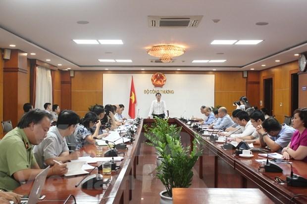 Decidido Vietnam a alcanzar sus objetivos de exportacion hinh anh 3