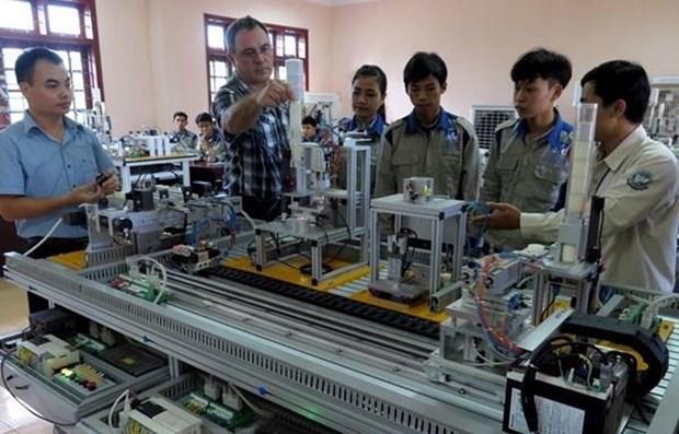 Consideran acciones para renovar la educacion vocacional en Vietnam hinh anh 1