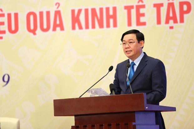 Desarrollo de economia colectiva debe seguir principios del mercado hinh anh 2