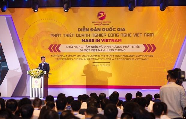 Elige Vietnam 10 eventos sobresalientes de tecnologias de informacion - comunicacion en 2019 hinh anh 4