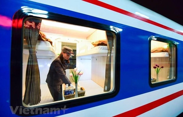 Sector ferroviario de Vietnam enfrenta dificultades para el desarrollo hinh anh 1