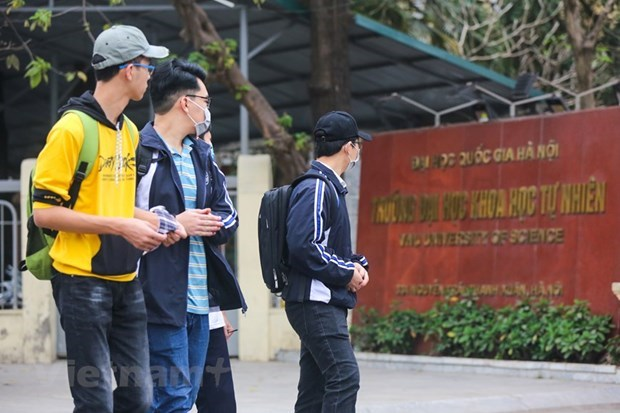 Cuatro universidades vietnamitas entre las mejores en el mundo en materia de ciencias hinh anh 2