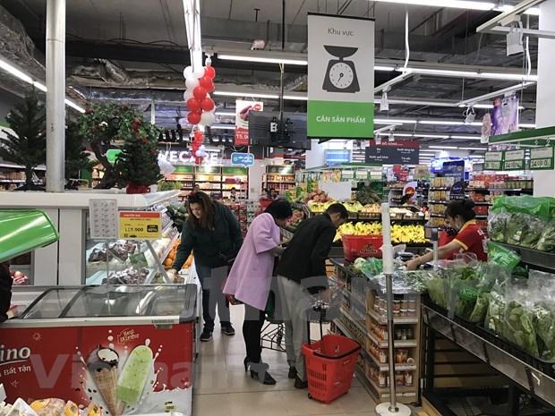 Hanoi garantiza suministro de bienes esenciales hasta por tres meses hinh anh 1