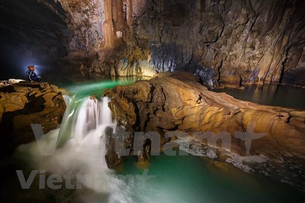 Cueva de Tu Lan: belleza salvaje y magica de la naturaleza hinh anh 1