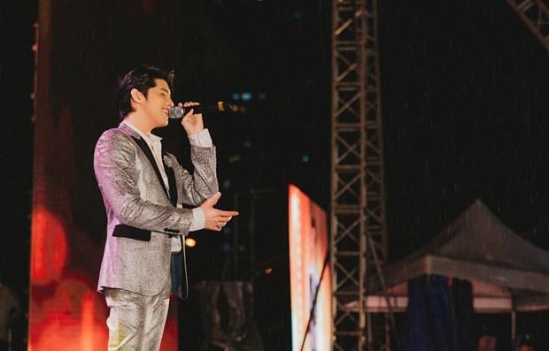 Celebridades vietnamitas actuaran en Festival Gastronomico Vietnam - Corea del Sur 2020 hinh anh 1