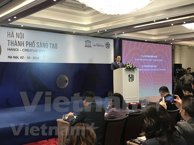 Hanoi por convertirse en centro de ciencia y tecnologia del Sudeste Asiatico hinh anh 1