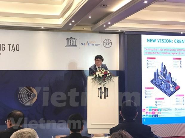 Hanoi por convertirse en centro de ciencia y tecnologia del Sudeste Asiatico hinh anh 2
