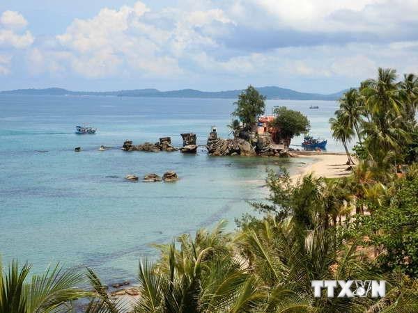 Promueven desarrollo de economia maritima en provincia vietnamita hinh anh 1
