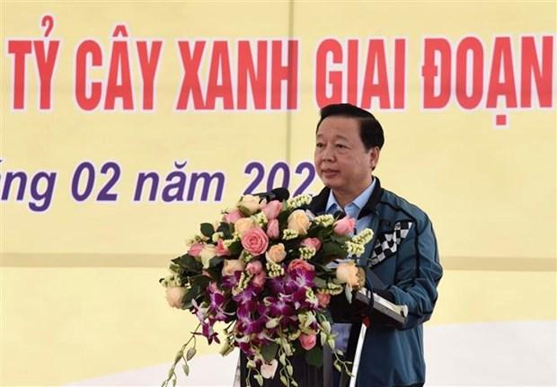 Vietnam proyecta crear Mapa de Arboles mediante alta tecnologia hinh anh 2