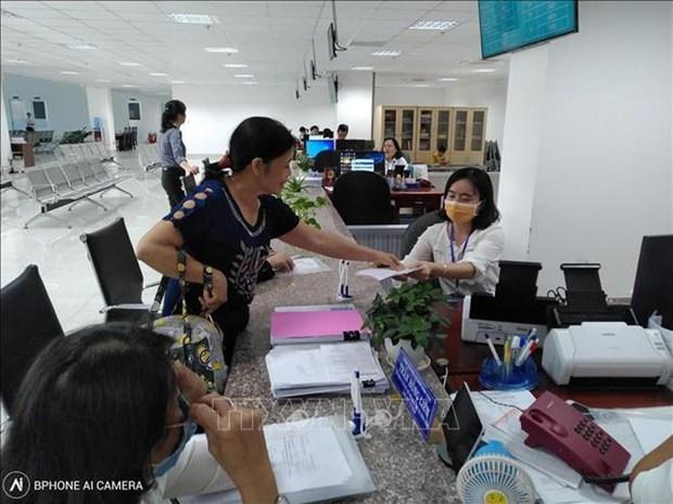 Aceleran reformas administrativas en provincia vietnamita de Tien Giang hinh anh 2