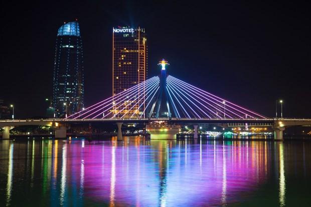 Incentivan desarrollo de economia nocturna en la ciudad vietnamita de Da Nang hinh anh 1