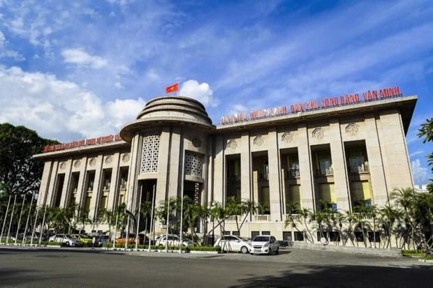 Aumenta Banco Estatal de Vietnam apoyo a empresas afectadas por el COVID-19 hinh anh 1
