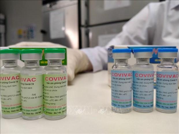 Senales optimistas sobre la vacuna vietnamita NanoCovax hinh anh 2