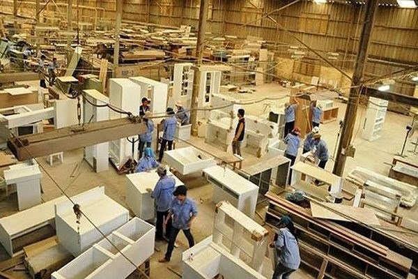 Productos madereros de Vietnam conquistan mercado estadounidense hinh anh 1