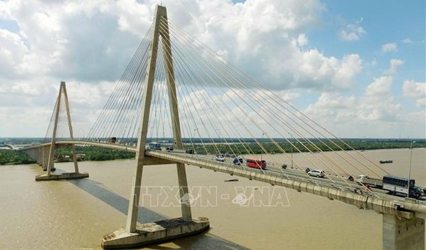 Prioriza Vietnam grandes proyectos de trafico en el Delta del Mekong hinh anh 1
