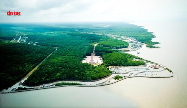 Desarrollo de turismo sostenible en el extremo sur de Vietnam hinh anh 1