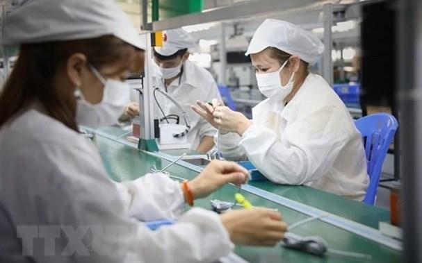Advierte Banco Mundial impactos del COVID-19 en la produccion de Vietnam hinh anh 1