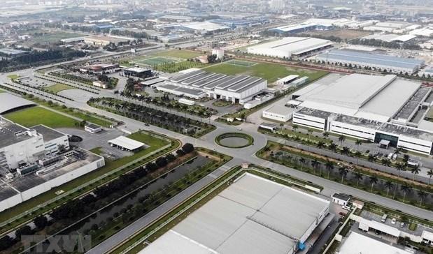 Provincia vietnamita de Bac Giang por convertirse en centro industrial moderno hinh anh 1