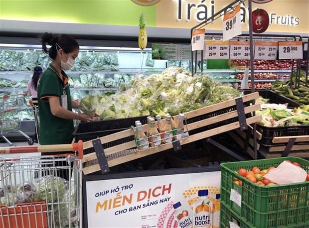 Mantiene Ciudad Ho Chi Minh impulso del crecimiento economico en medio del COVID-19 hinh anh 1