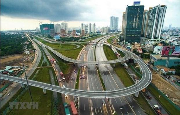 Mantiene Ciudad Ho Chi Minh impulso del crecimiento economico en medio del COVID-19 hinh anh 2