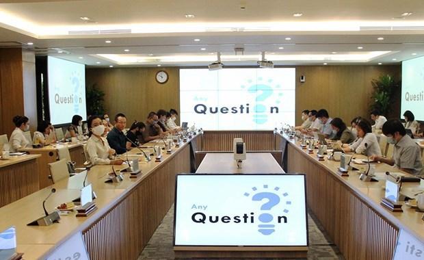 Vietnam planea construir base de datos de direcciones digitales hinh anh 2