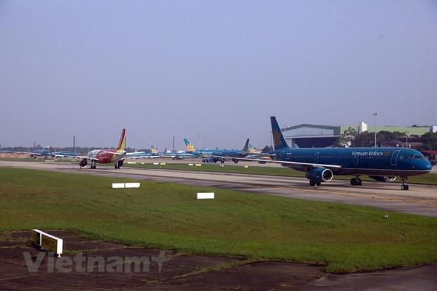 Conceden en Vietnam importancia al desarrollo aeroportuario hinh anh 1