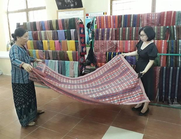 Provincia vietnamita de Ninh Thuan promueve el turismo comunitario hinh anh 2