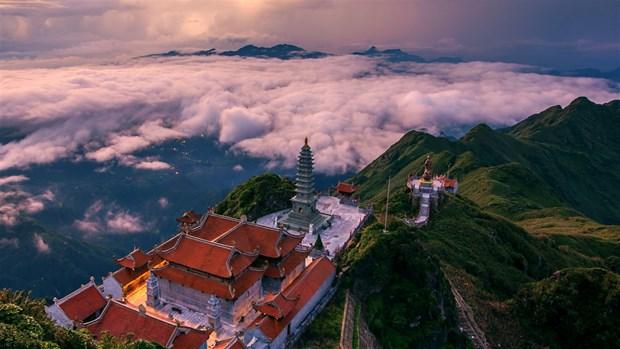 Simbolos del turismo vietnamita asoman en los medios internacionales hinh anh 1