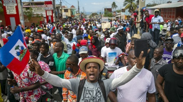Vietnam exhorta a asegurar elecciones justas en Haiti hinh anh 1