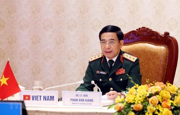 Participa Vietnam en IX Conferencia de Seguridad Internacional de Moscu hinh anh 1