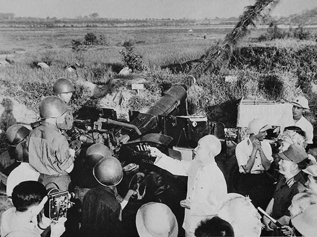 Declaracion de Independencia, voluntad y aspiracion del pueblo vietnamita hinh anh 2