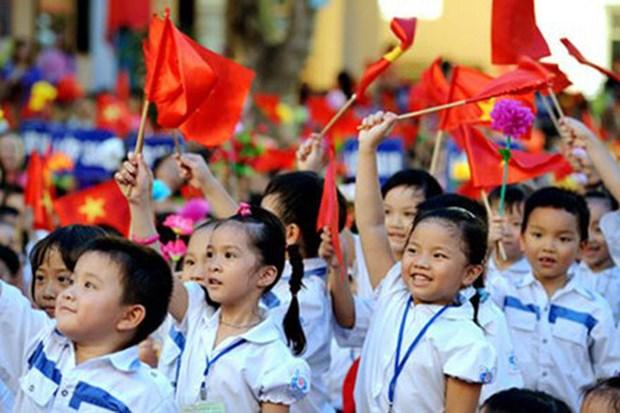 Declaracion de Independencia, voluntad y aspiracion del pueblo vietnamita hinh anh 1