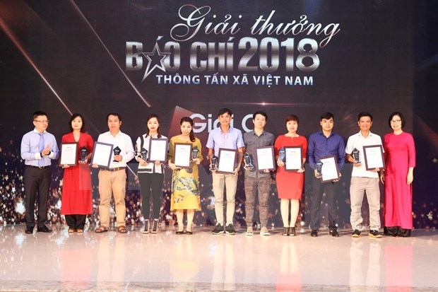 Premios Periodisticos de la VNA: ocasion para honrar a reporteros destacados  hinh anh 3