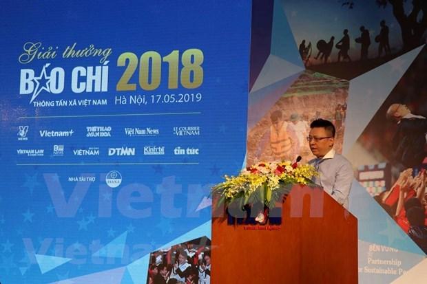 Premios Periodisticos de la VNA: ocasion para honrar a reporteros destacados  hinh anh 2
