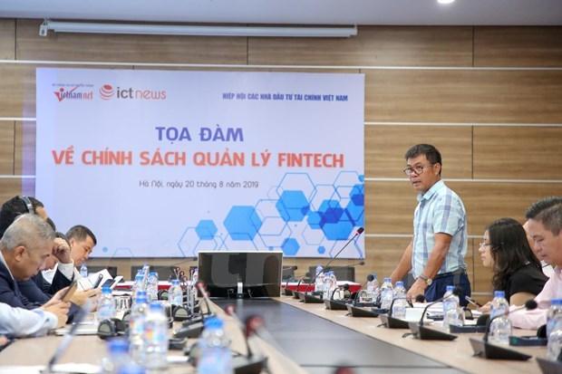 Tecnologia financiera: fundamento para desarrollo de la economia digital hinh anh 1