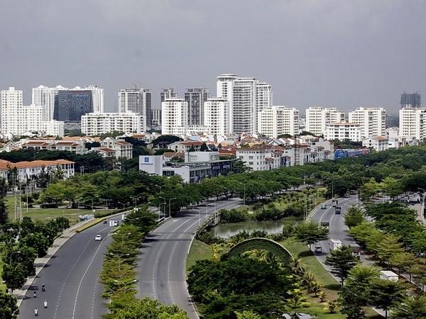 Proponen expertos soluciones para el desarrollo sostenible de urbes vietnamitas hinh anh 1