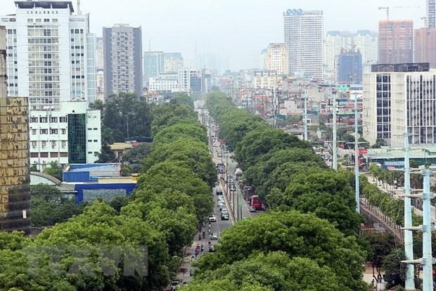 Proponen expertos soluciones para el desarrollo sostenible de urbes vietnamitas hinh anh 2