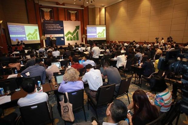 Vietnam por adquirir experiencias de Suecia en impulso de economia circular hinh anh 1