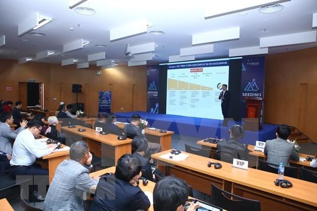 Vietnam por impulsar el progreso del ecosistema del emprendimiento hinh anh 2