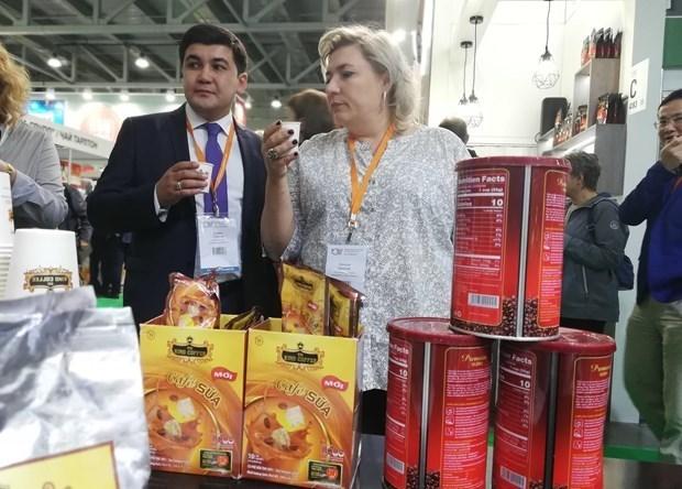 Mercado de alimentos y bebidas de Vietnam acapara gran interes de empresas extranjeras hinh anh 1