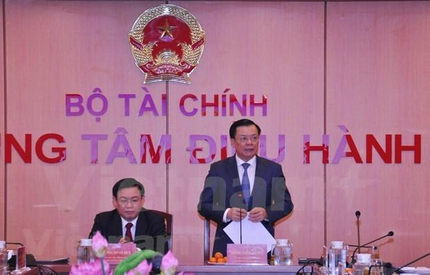 Anuncia industria financiera de Vietnam 10 eventos destacados en 2019 hinh anh 2