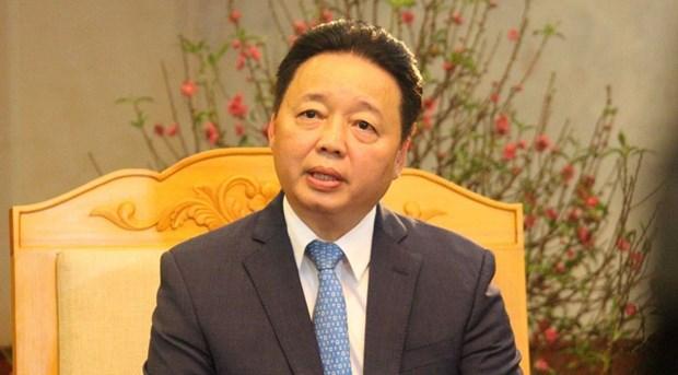  Ministerio de Vietnam adopta itinerario para la conservacion del entorno hinh anh 1