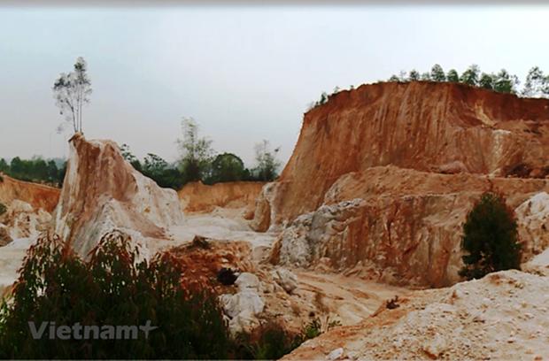 Proponen realizar estadisticas sobre reserva de minerales en Vietnam  hinh anh 1