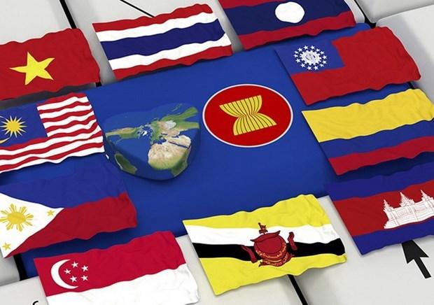 Cancilleres de ASEAN emiten Declaracion conjunta para ratificar importancia de paz hinh anh 1