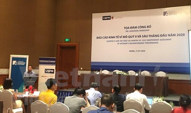 Crecimiento economico de Vietnam preve alcanzar 3,8 por ciento en 2020  hinh anh 2