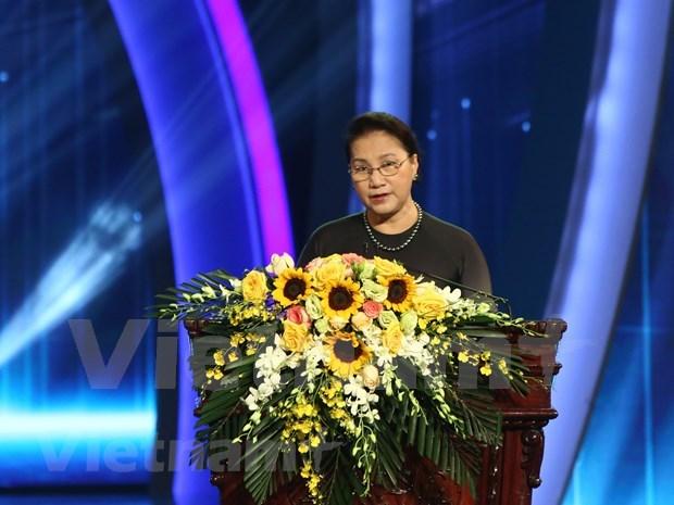Vietnamplus consolida prestigio en Premio Nacional de Informaciones para el Exterior de Vietnam hinh anh 2
